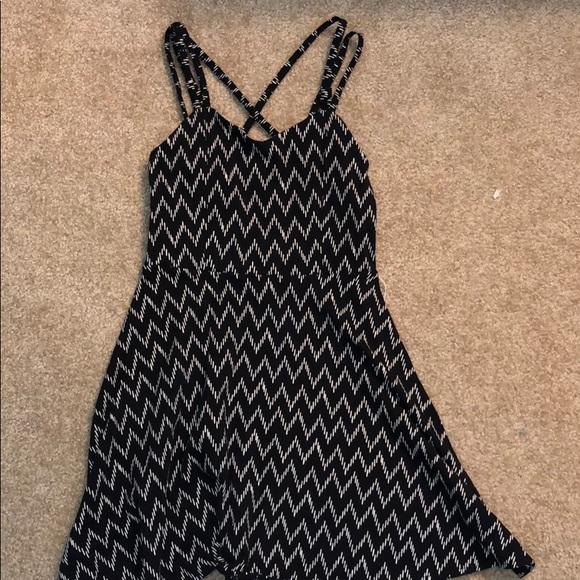 Aeropostale Dresses & Skirts - Chevron skater dress